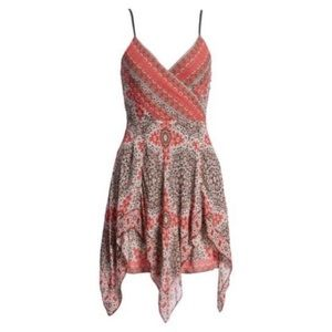 Bailey/44 Bandana Mini Dress